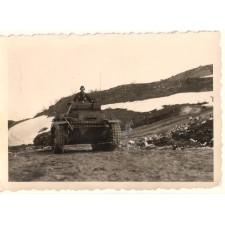 Opa im Panzer