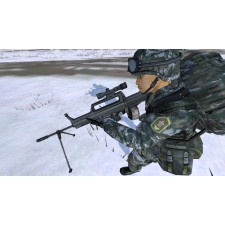 PLA Soldat mit QBB95