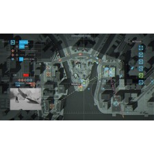 Battlefield 4 - Commander Screen