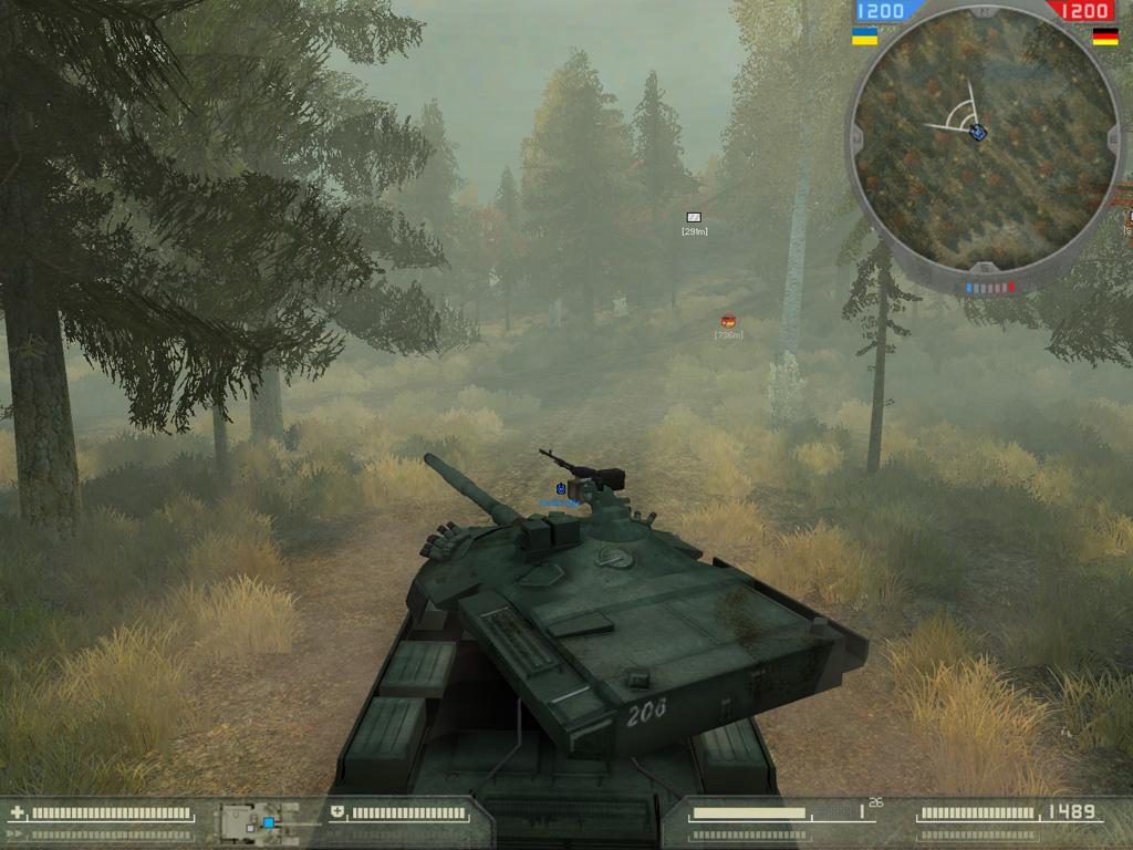 Panzerfahrt