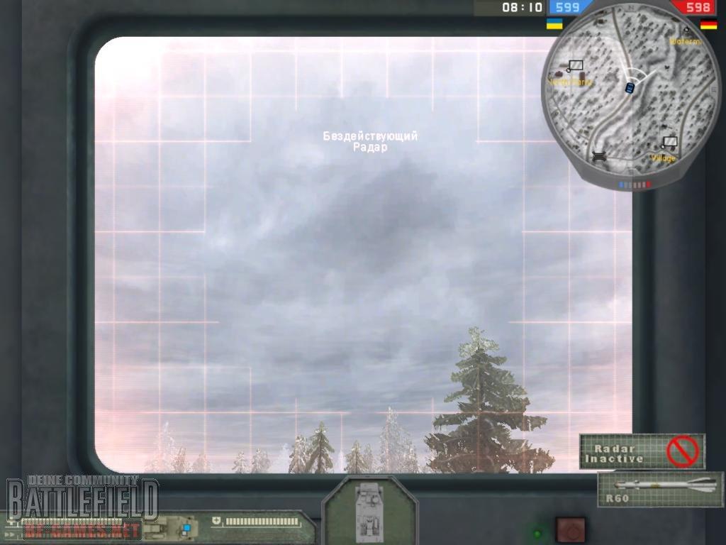 """Ein- und Ausschalten des Radars beim SA-13 """"Gopher&quot"""