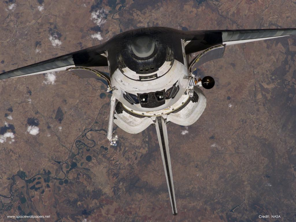 Discovery Approach STS121