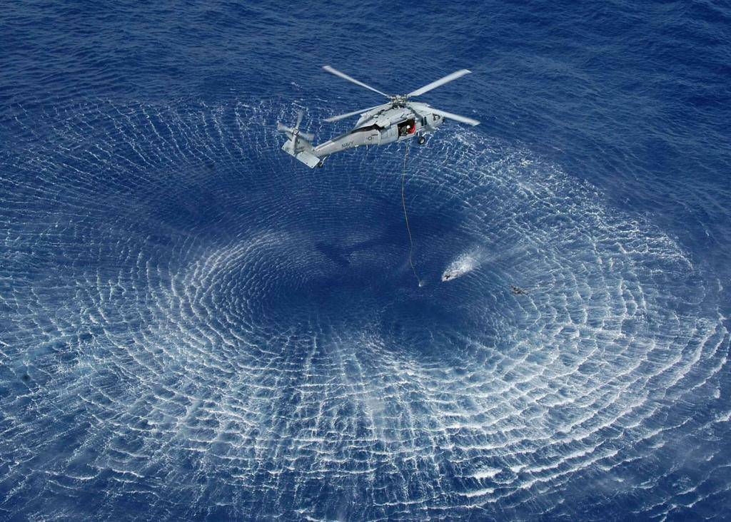 MH-60S Sea Hawk CSAR
