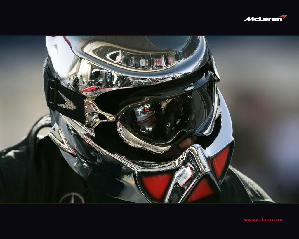 McLaren Pit Crew