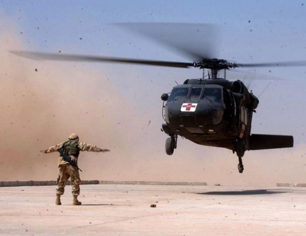 HH-60 MedEvac