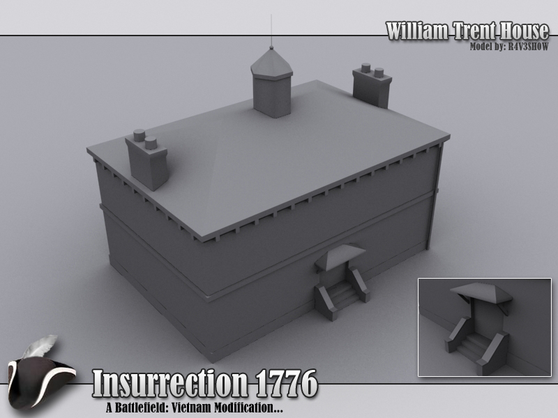 Insurrection 1776 Modelle