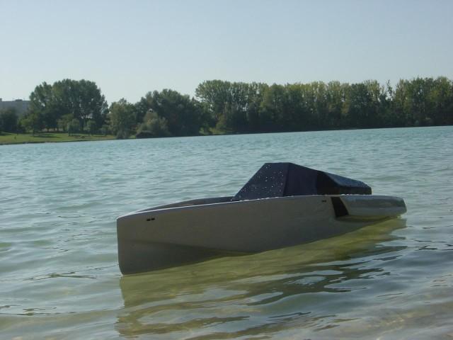 Wally: Modellboot