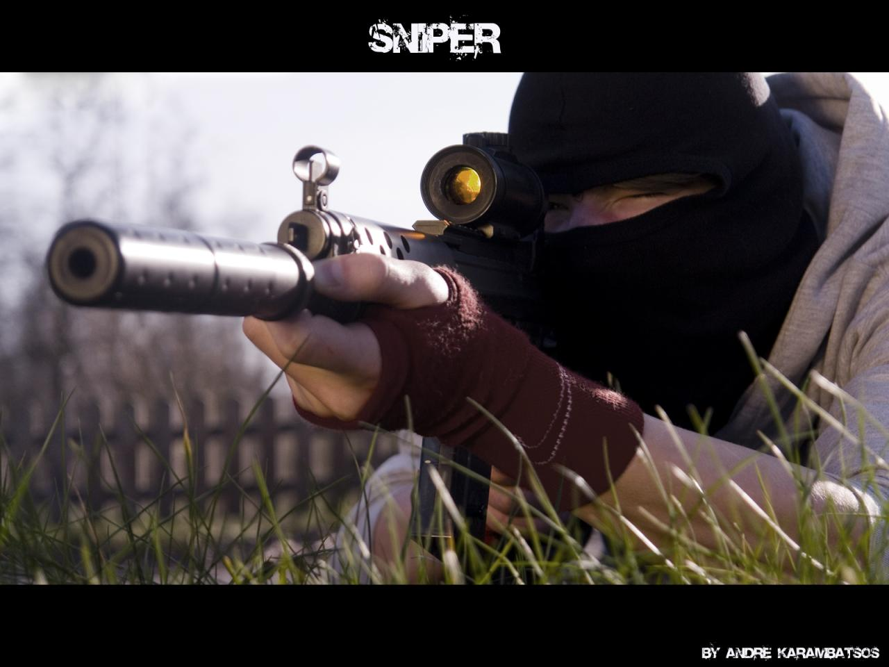 Sniper..
