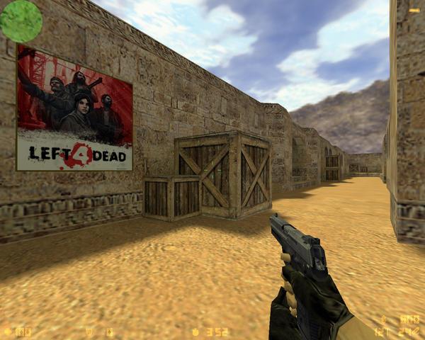 Left-4-Dead in Counterstrike