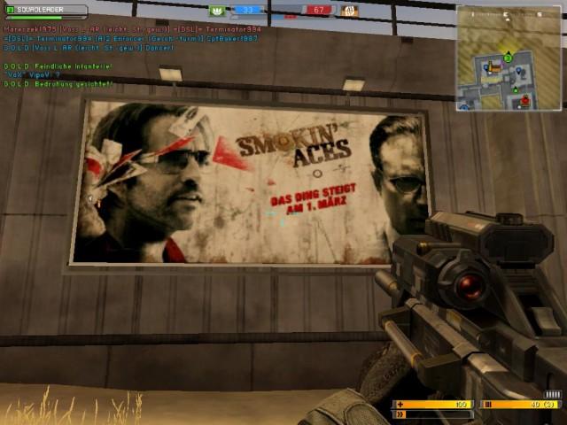 Smokin Aces Kino