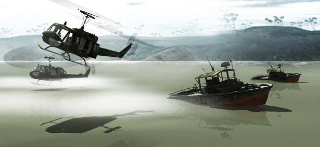 Da Sieht Ihr Schiffe + Huey