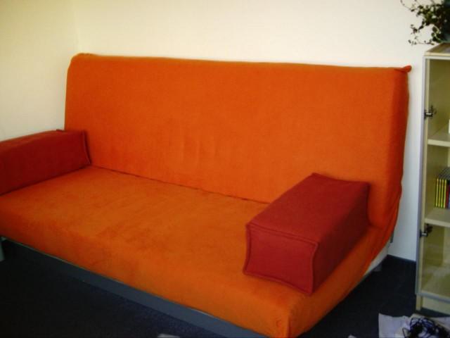 Sofabett (als Sofa)