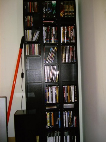 DVD Regale