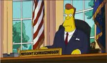 President Schwarzenegger