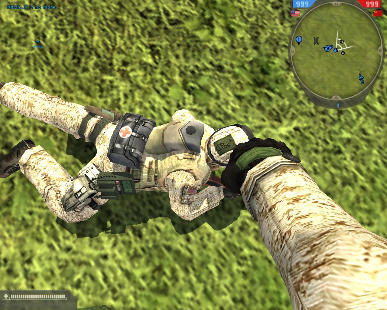 Ein paar Battlefield 2 Aufnahmen