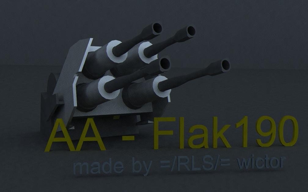 BF2142 Flak 190