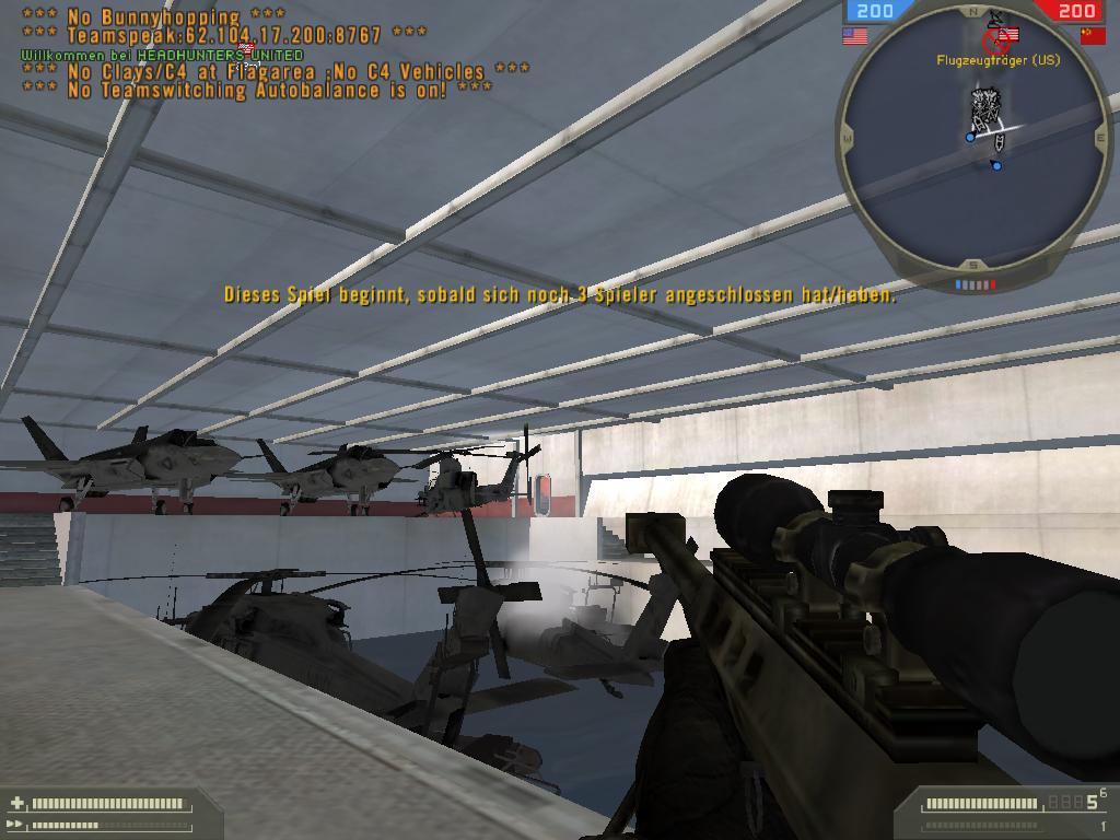 BF2+Mods Screenshots