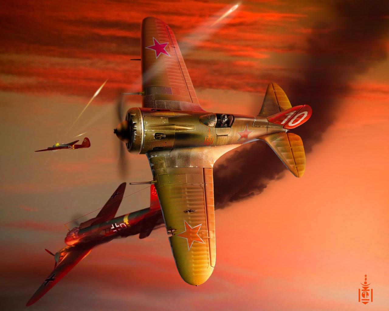 Sowietische Flugzeuge