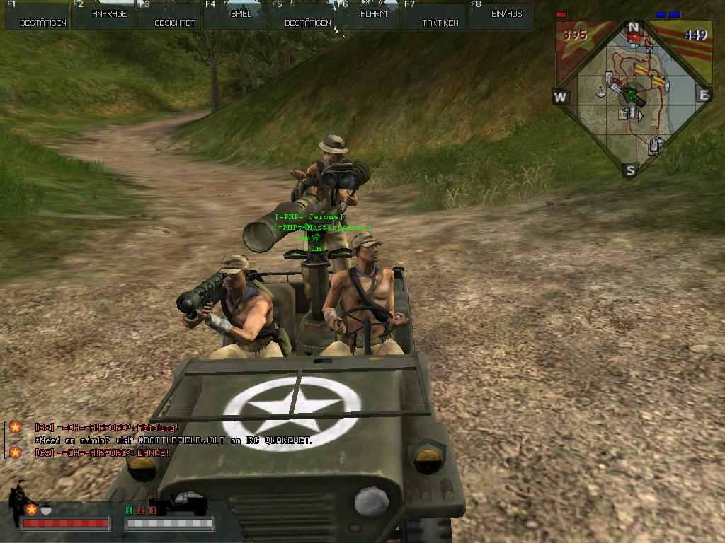 Battelfield Vietnam Screenshots
