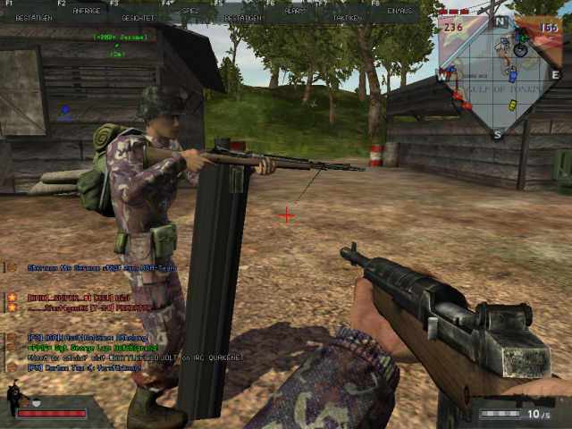 Oh das ma nen Magazin für ne M14