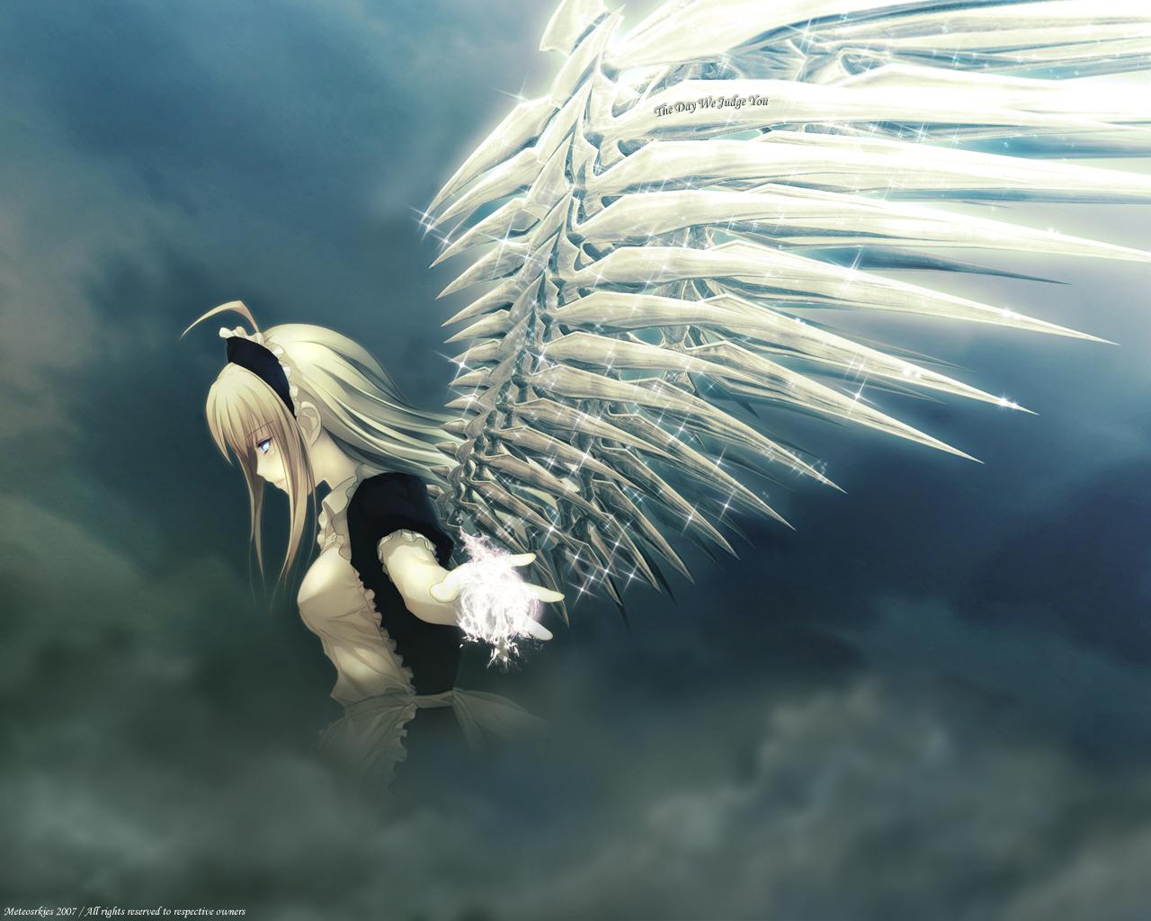 Mein kleiner Engel!