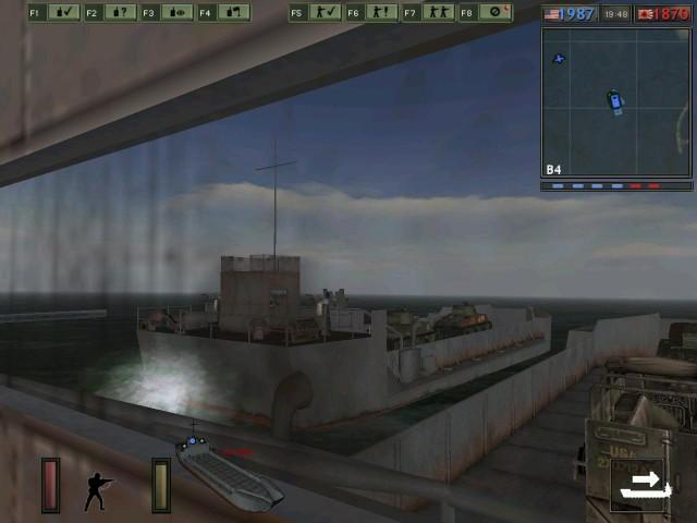 Die Invasion beginnt (Saipan)!