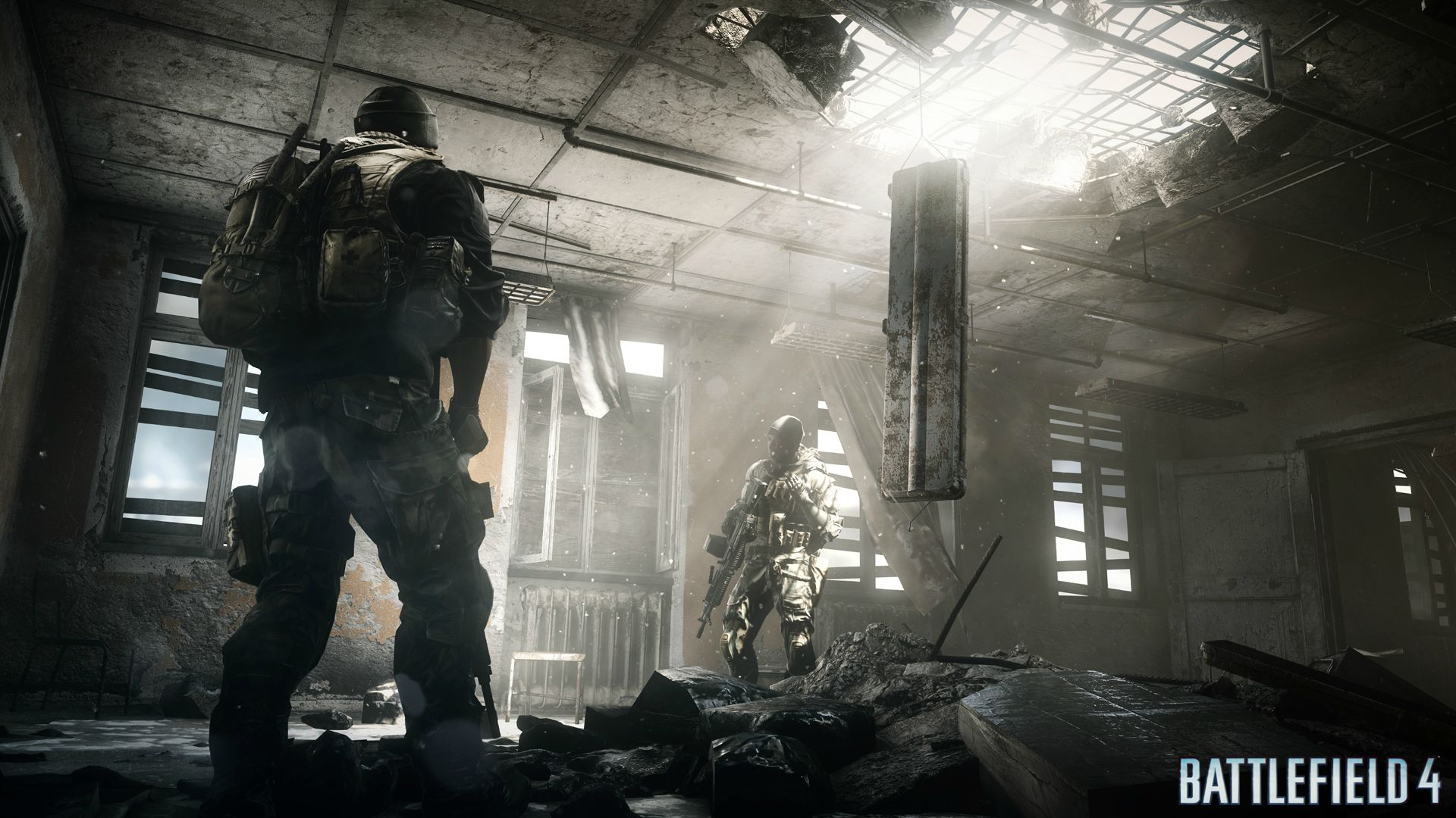 Battlefield 4 Singleplayer Screenshot