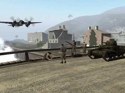 Road to Rome Screenshots