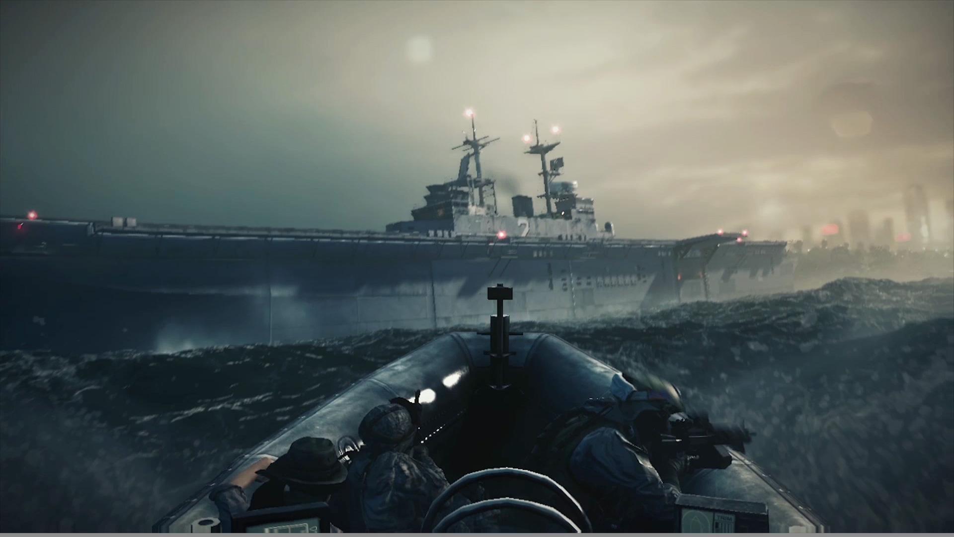 Battlefield 4 Singleplayer