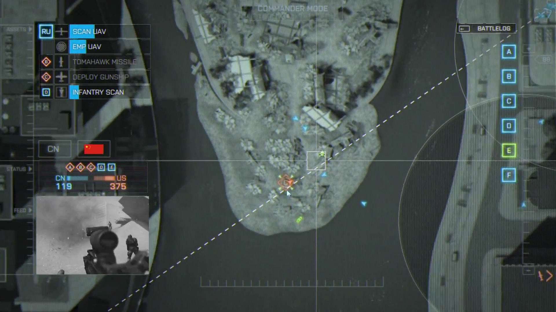 Battlefield 4 Battlelog C2